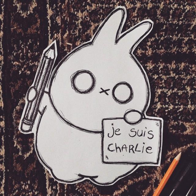 Charlie Fuuki tribute