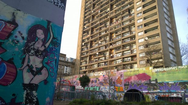 Street art and the Hall of Fame