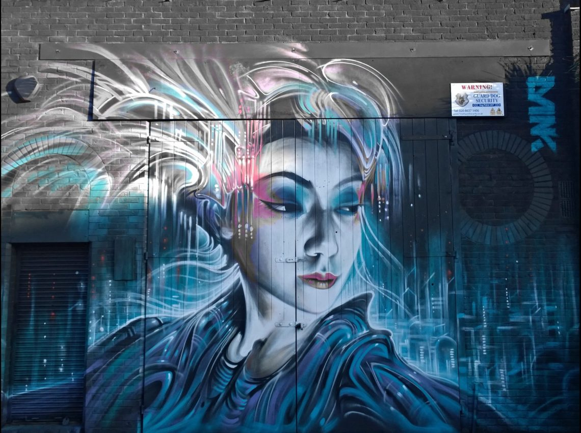 Dan Kitchener on Torbay Street