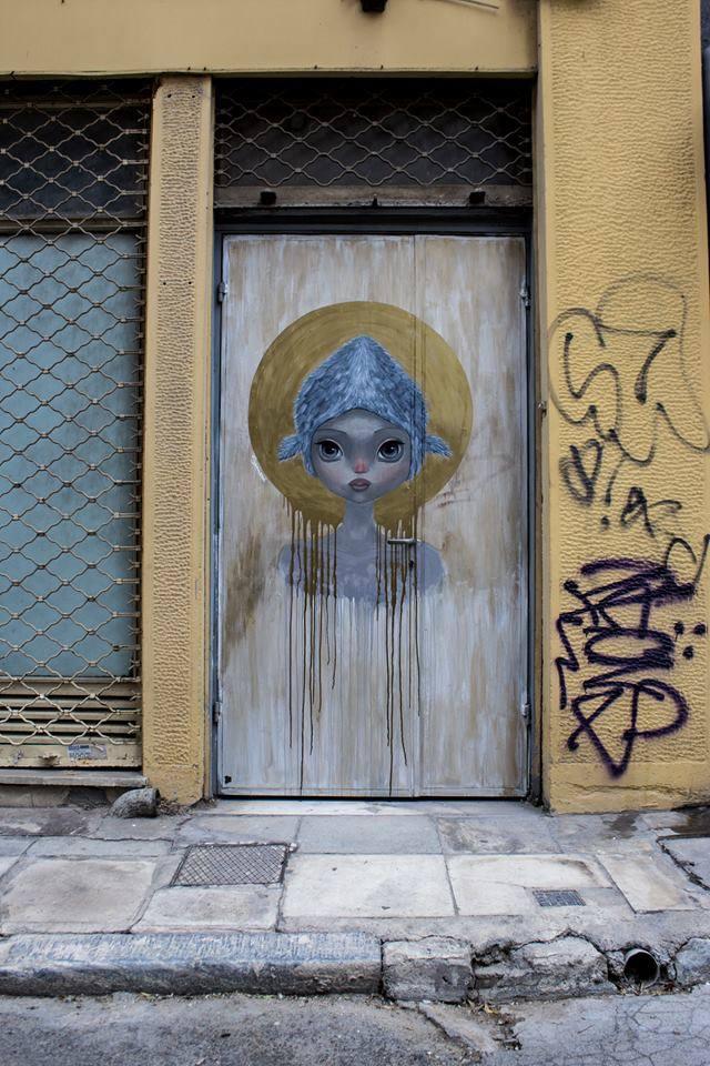 Simoni Fontana in Athens