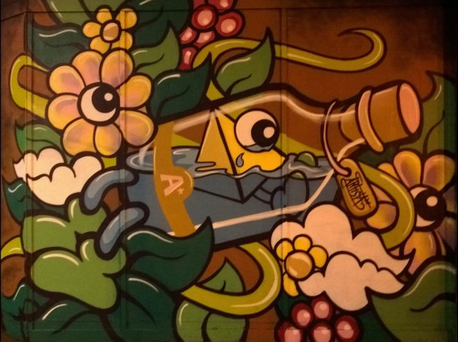 artista croydon