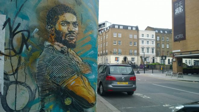 C215 piece on Pritchards Road