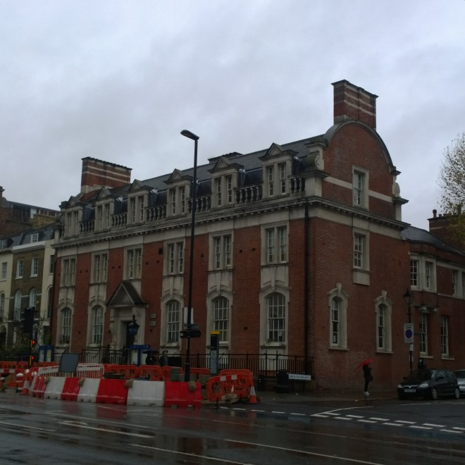 Bow Police Station would have been a familiar place to many of the sufragettes prior to their journey to Holloway