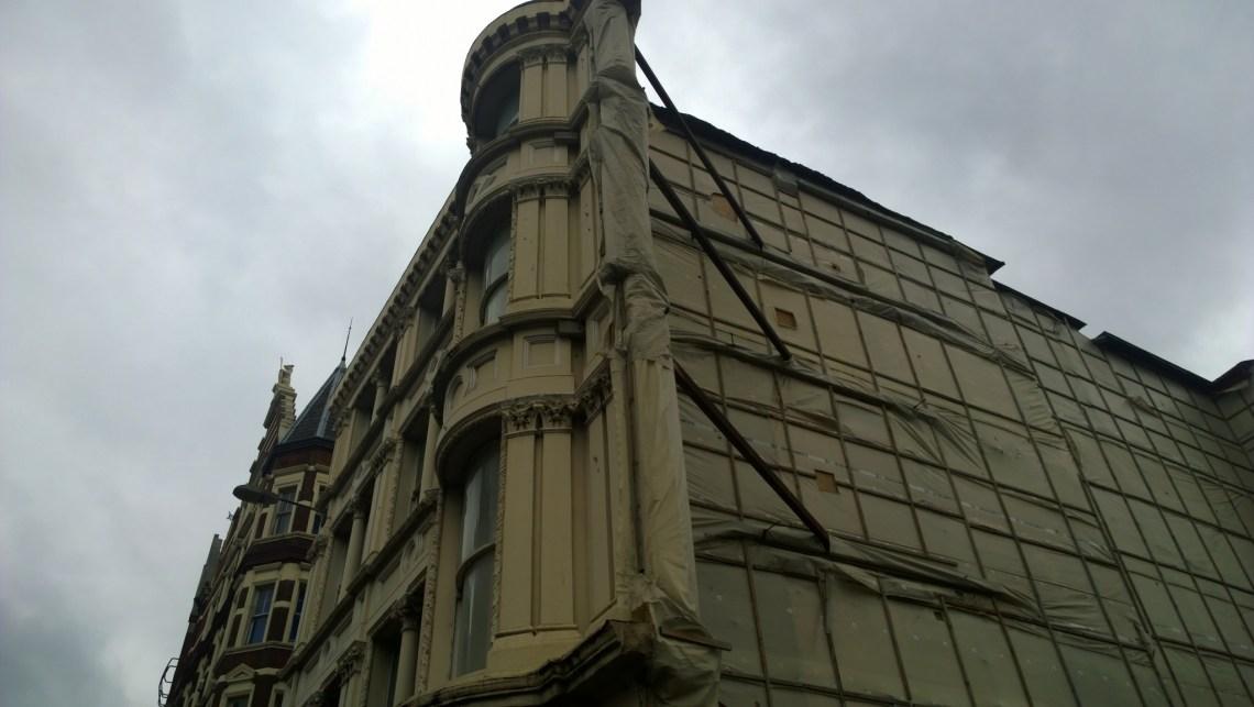 facadism devonshire house bishopsgate