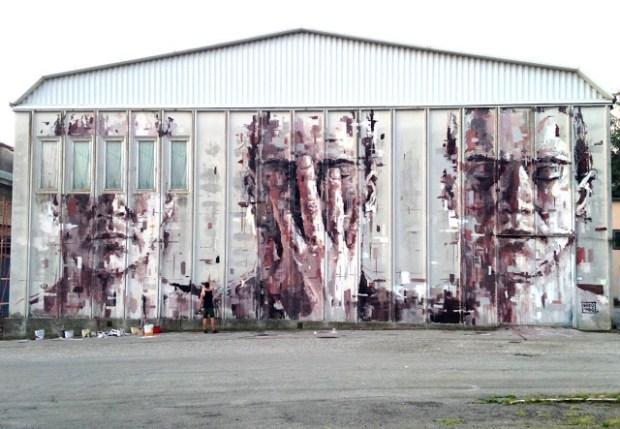 borondo street art news