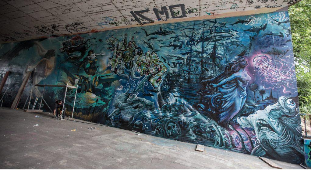 Jim vision Mural