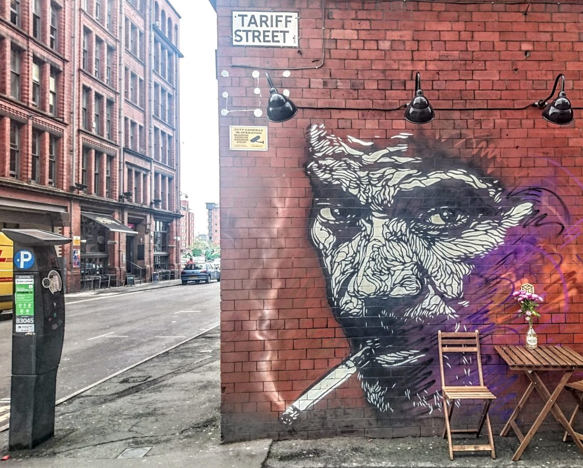 nomad clan port street manchester