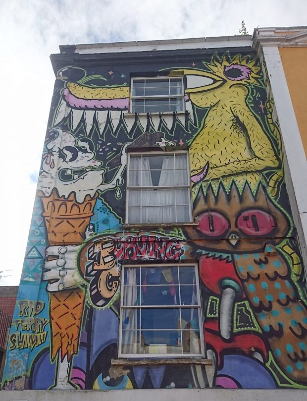 burning candy crew stokes croft bristol
