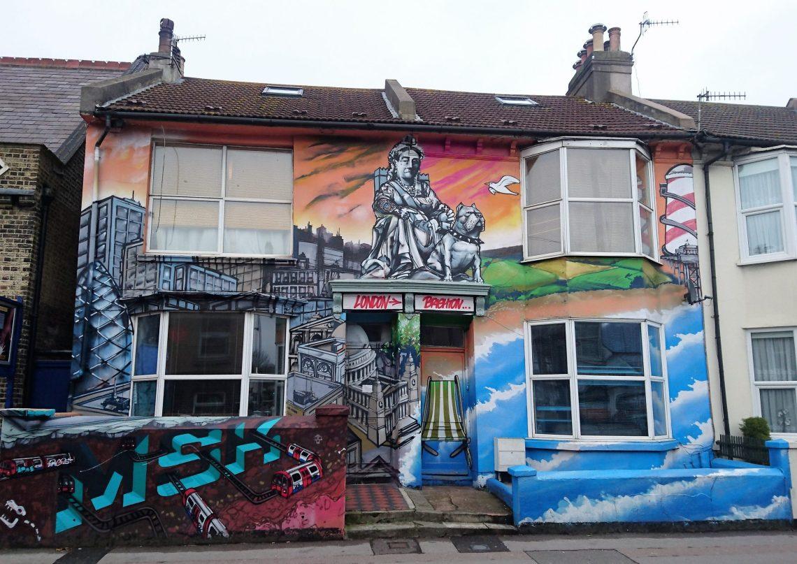 msk brighton street art