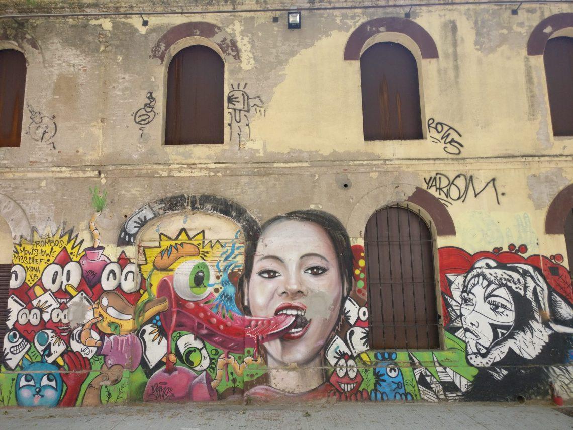 Carrer d'Espronceda Barcelona