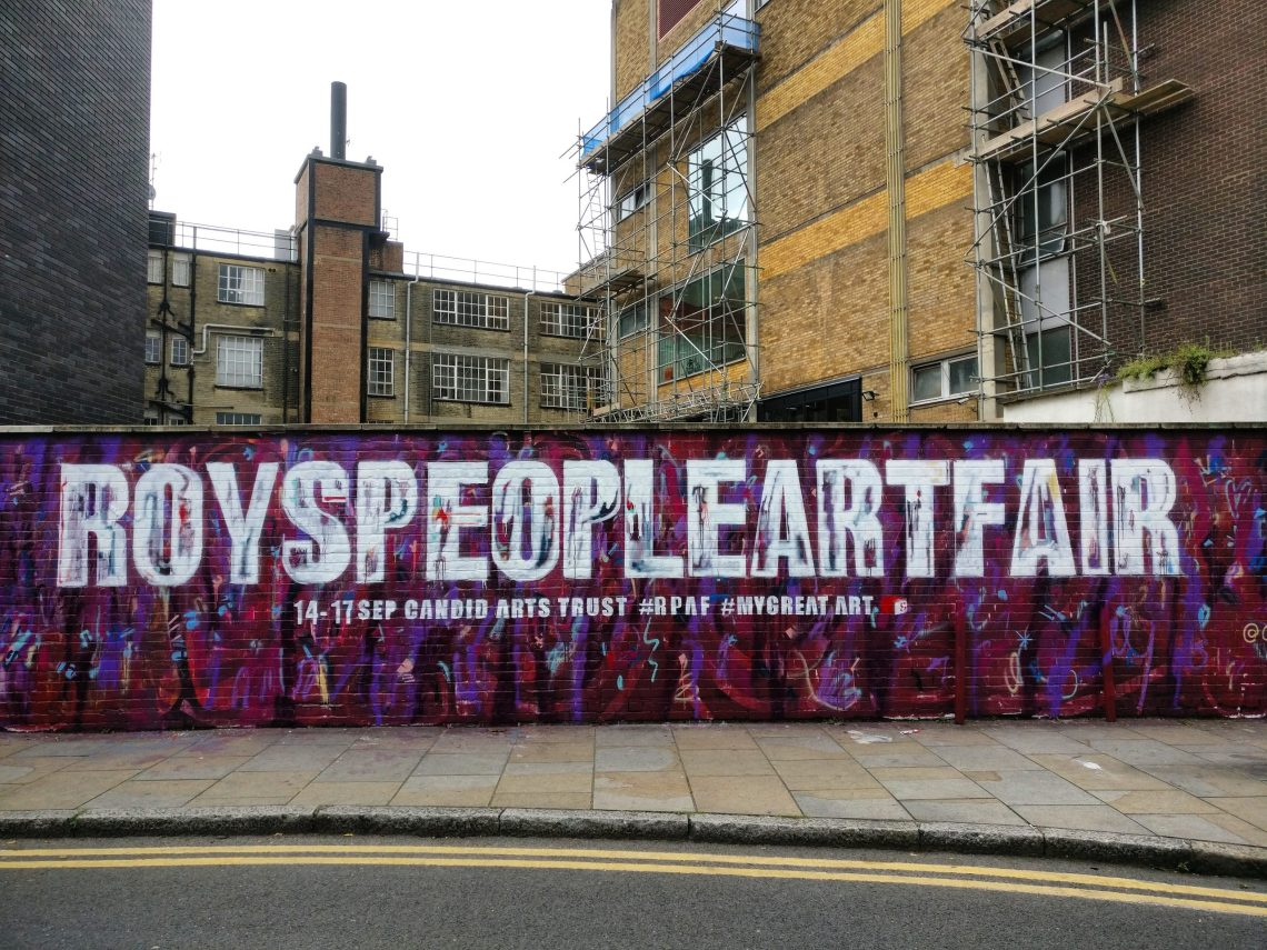 DD Regalo roys people art fair