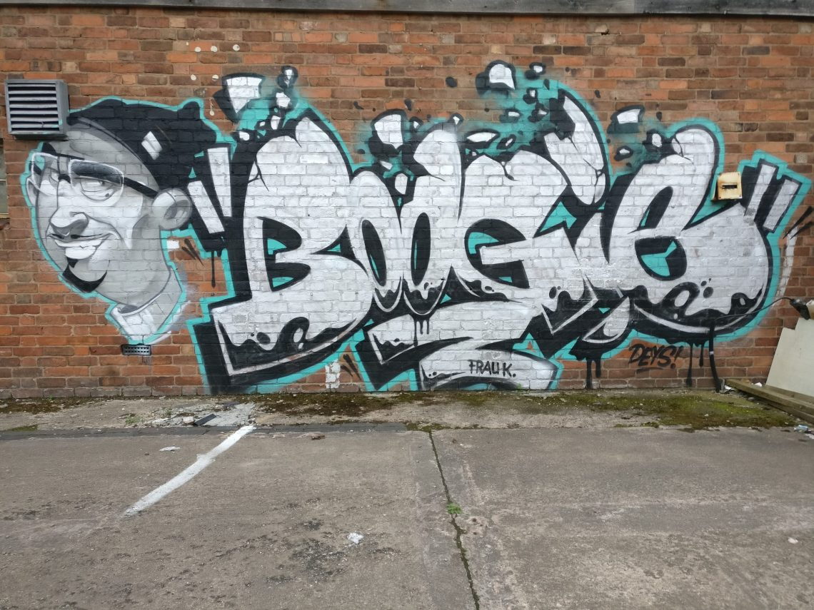 boogie leicester