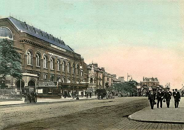 3. Bow Station c.1904