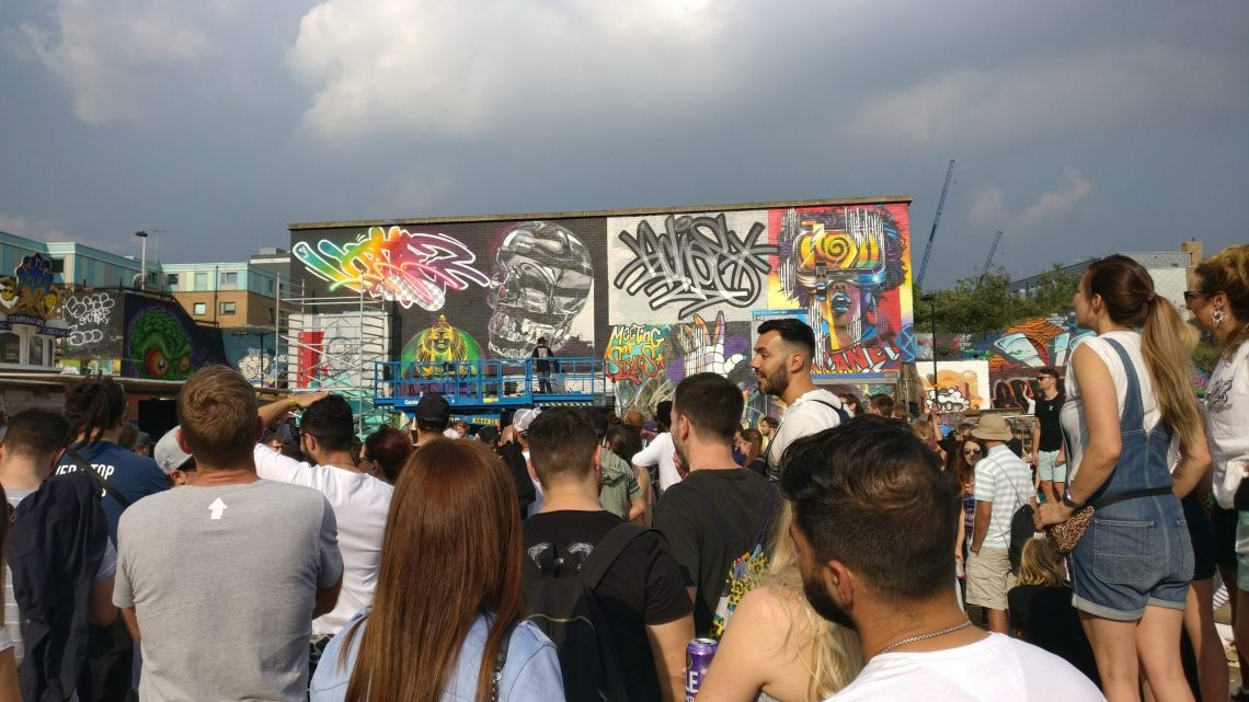 meeting of styles 2018