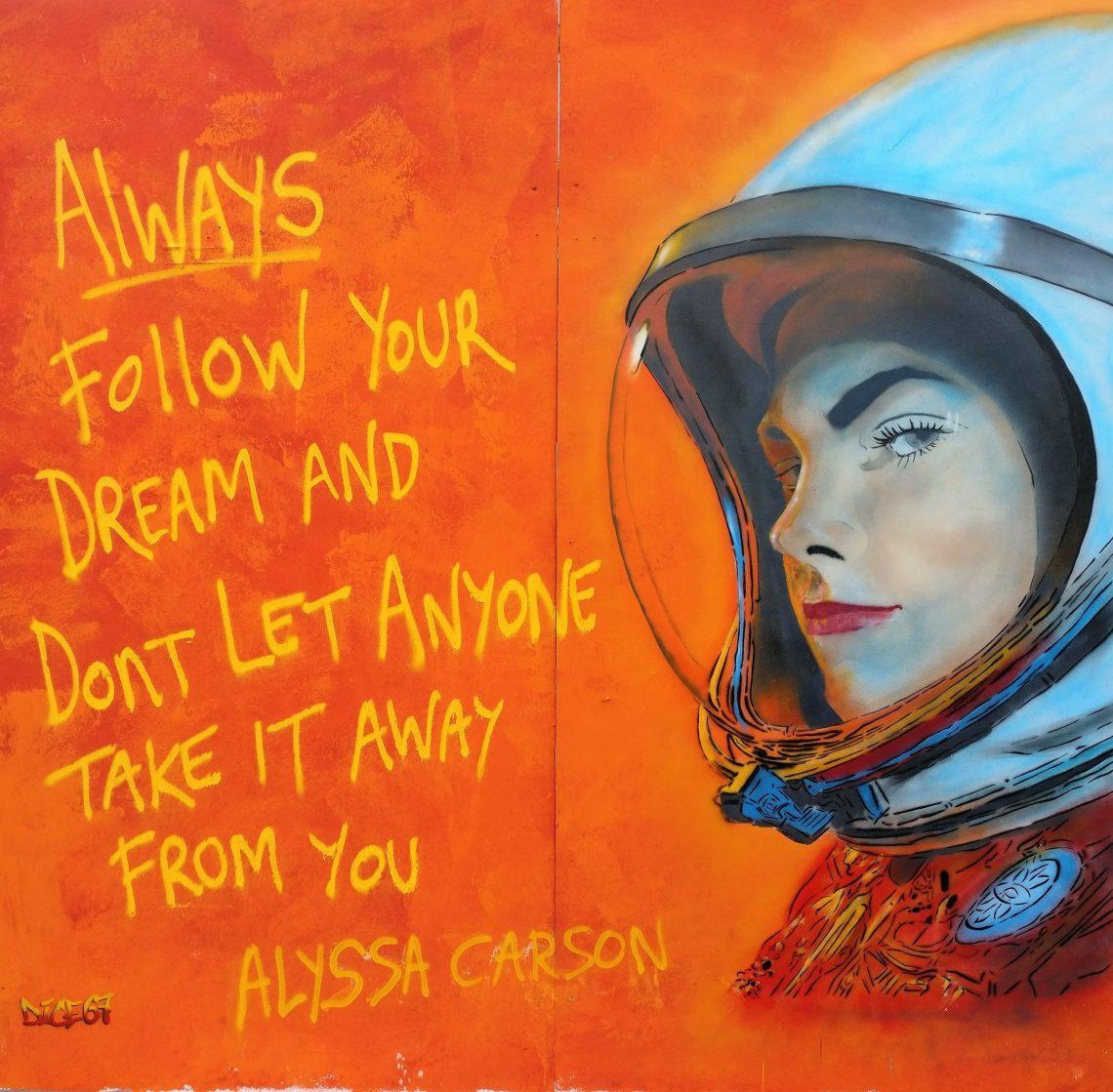 Dice SixtySeven Upfest Alyssa Carson