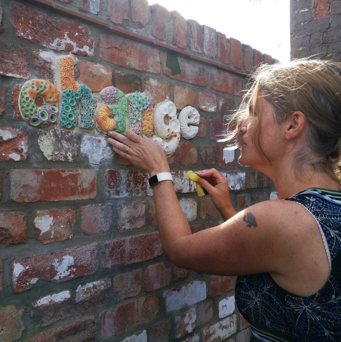 Lisa Stevens cheltenham paint festival