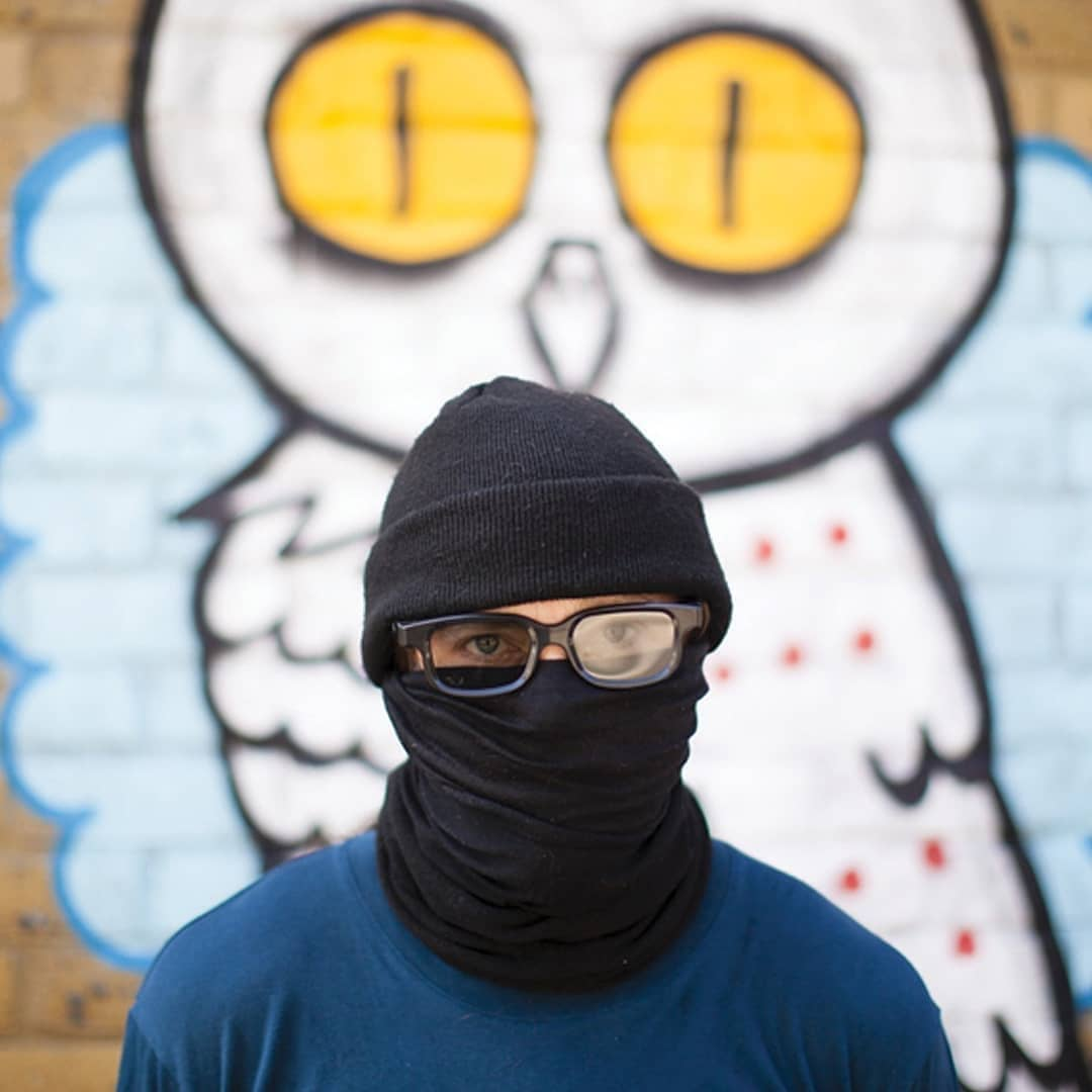 Dscreet - An Interview with the Graffiti Artist Painting Owls on London's Streets