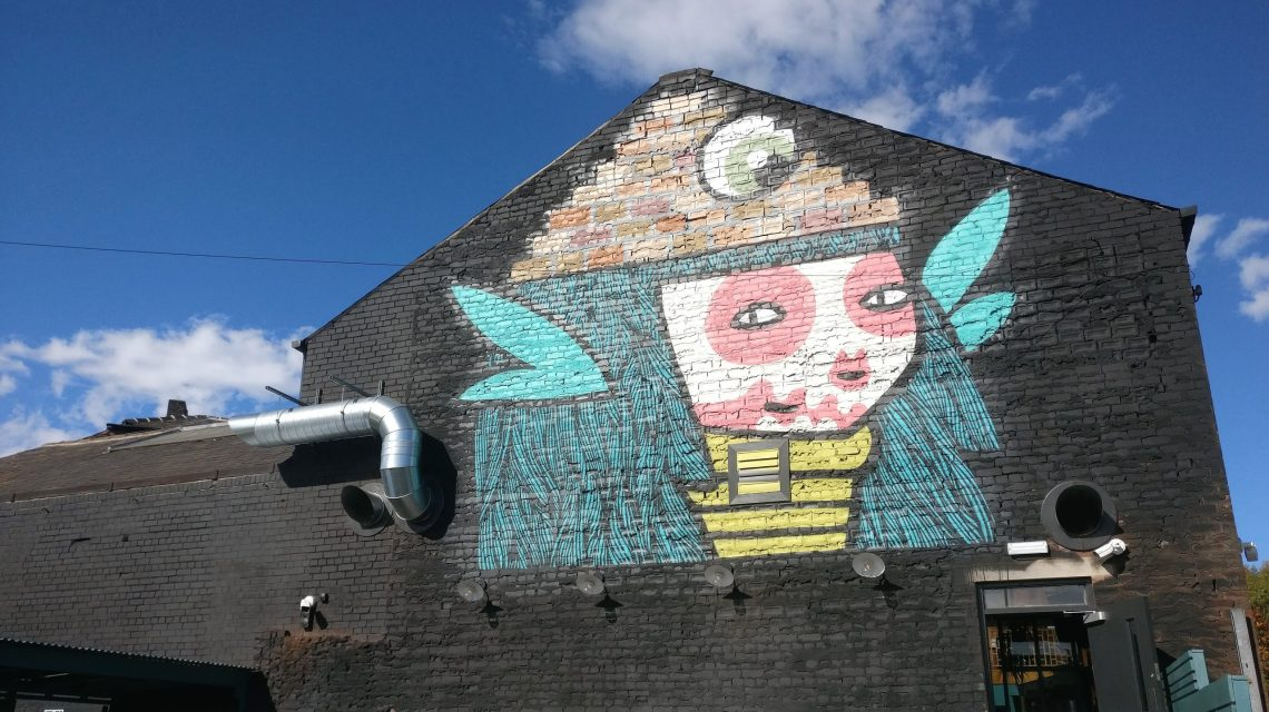 sheffield street art kid acne