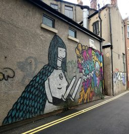 Art from Kid Acne and Marcus Method on Westhill Lane