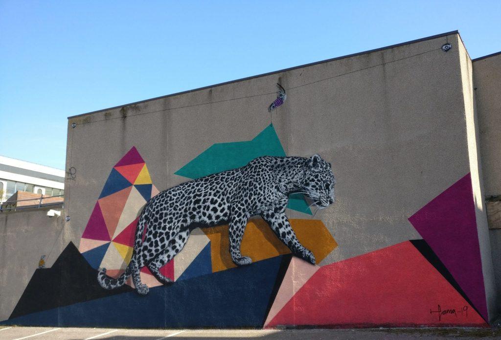 , The Street Art of the 2019 Aberdeen Nuart Festival