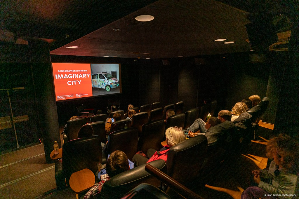 The Screening of Imaginary City