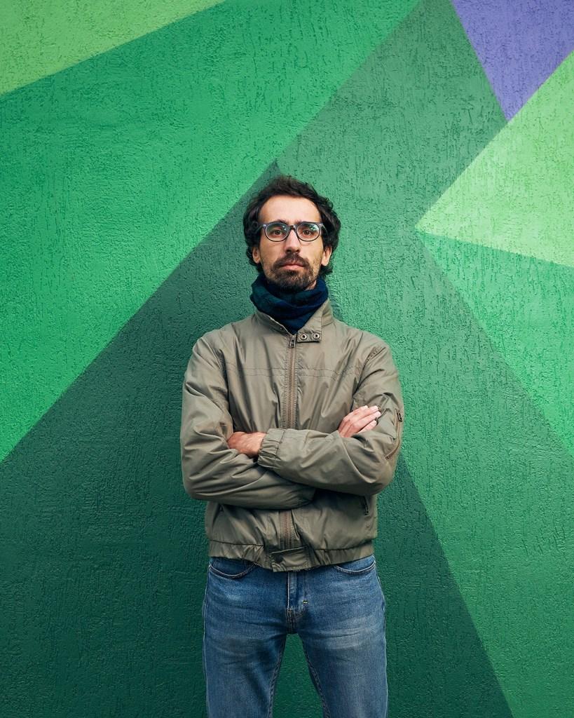Vitaly Tsarenkov aka SY is a Russian street artist