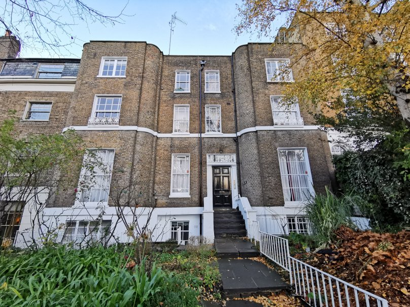 The Mouse Castle on Campden Hill Square is a key location in Kensington Suffragette history