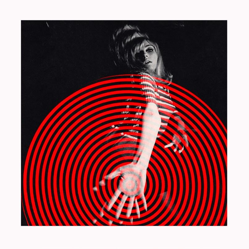 The Feeling, a screenprint by Poppy Faun