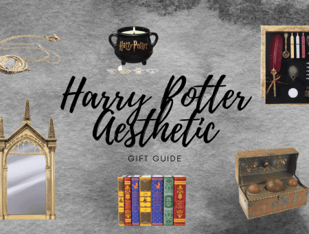 Harry Potter aesthetic items