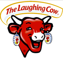 The Laughing Cow Logo