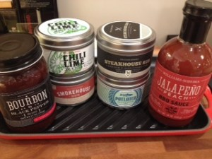 bbq sauces and seasoning