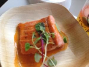 Inspiring Kitchen Chicago Gourmet Salmon