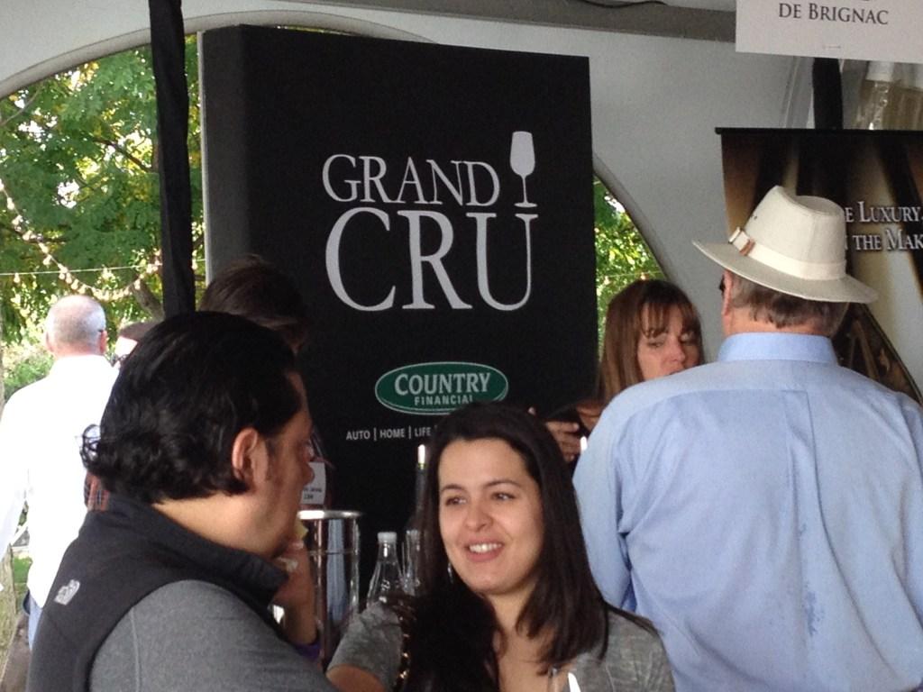 Inspiring Kitchen Grand Cru Event Chicago Gourmet Wine
