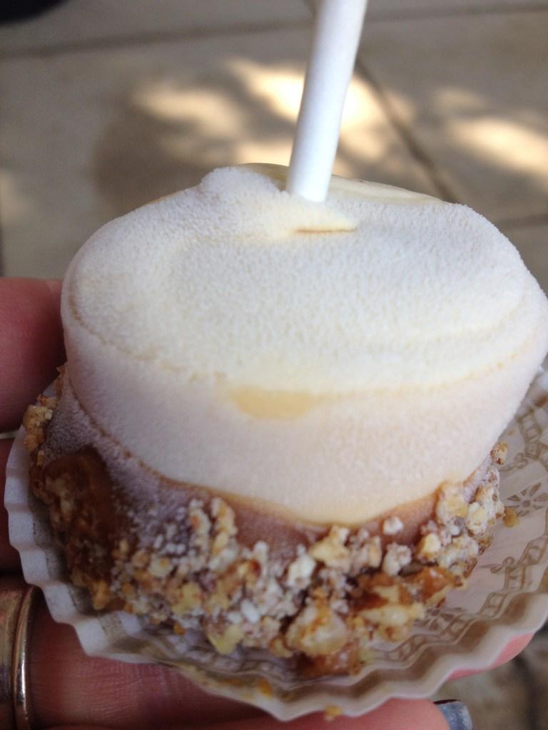 Inspiring Kitchen Chicago Gourmet Mindy Segal Hot Chocolate Apple ice cream food