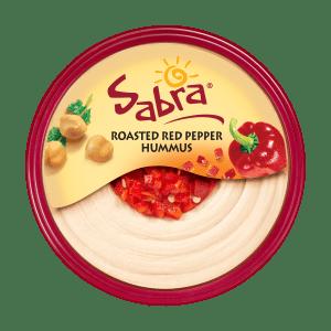 Inspiring Kitchen Sabra Hummus Roasted Red Pepper