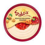 Inspiring Kitchen Sabra Hummus Roasted Red Pepper