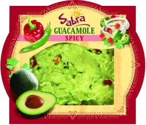 Inspiring Kitchen Sabra Spicy Guacamole