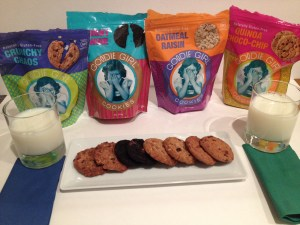 Inspiring Kitchen Gluten Free Goodie Girl Cookies