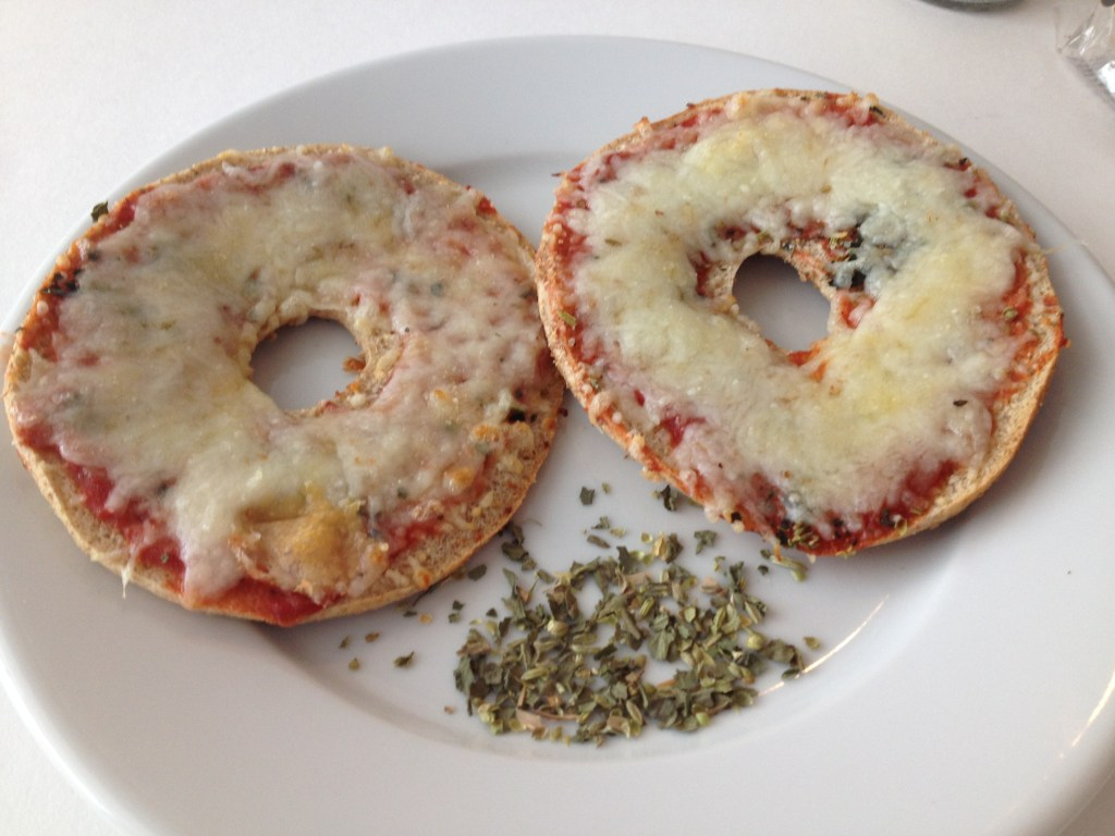 Inspiring Kitchen Pizza bagel Penzeys