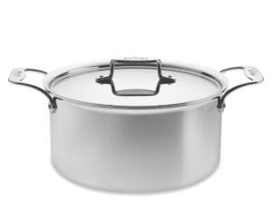 Inspiring Kitchen All Clad 8 qt stock pot