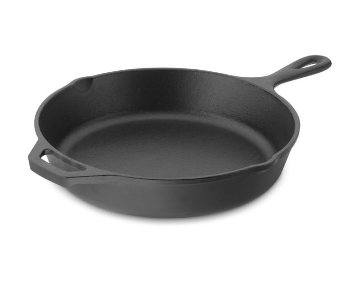 Inspiring Kitchen Lodge cast iron fry pan cookware
