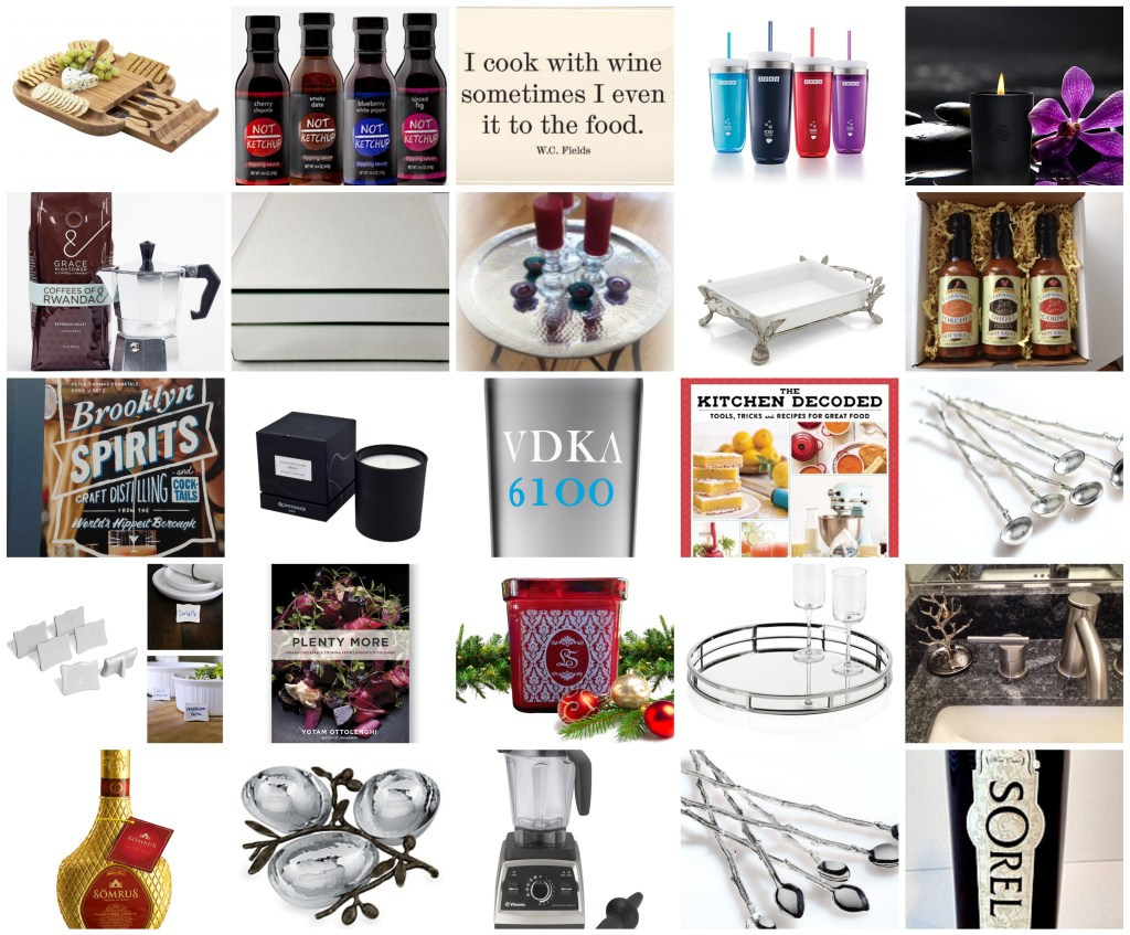 inspiring kitchen 25 gifts collage