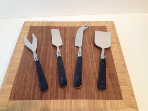 inspiring kitchen cheese knives gift guide