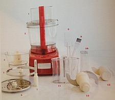 Inspiring Kitchen Cuisinart food processor gift guide