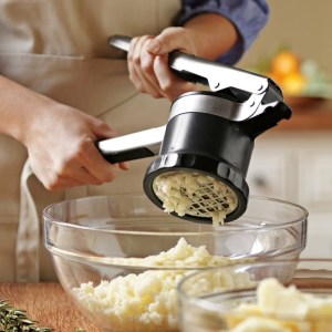 Inspiring Kitchen potato ricer oxo