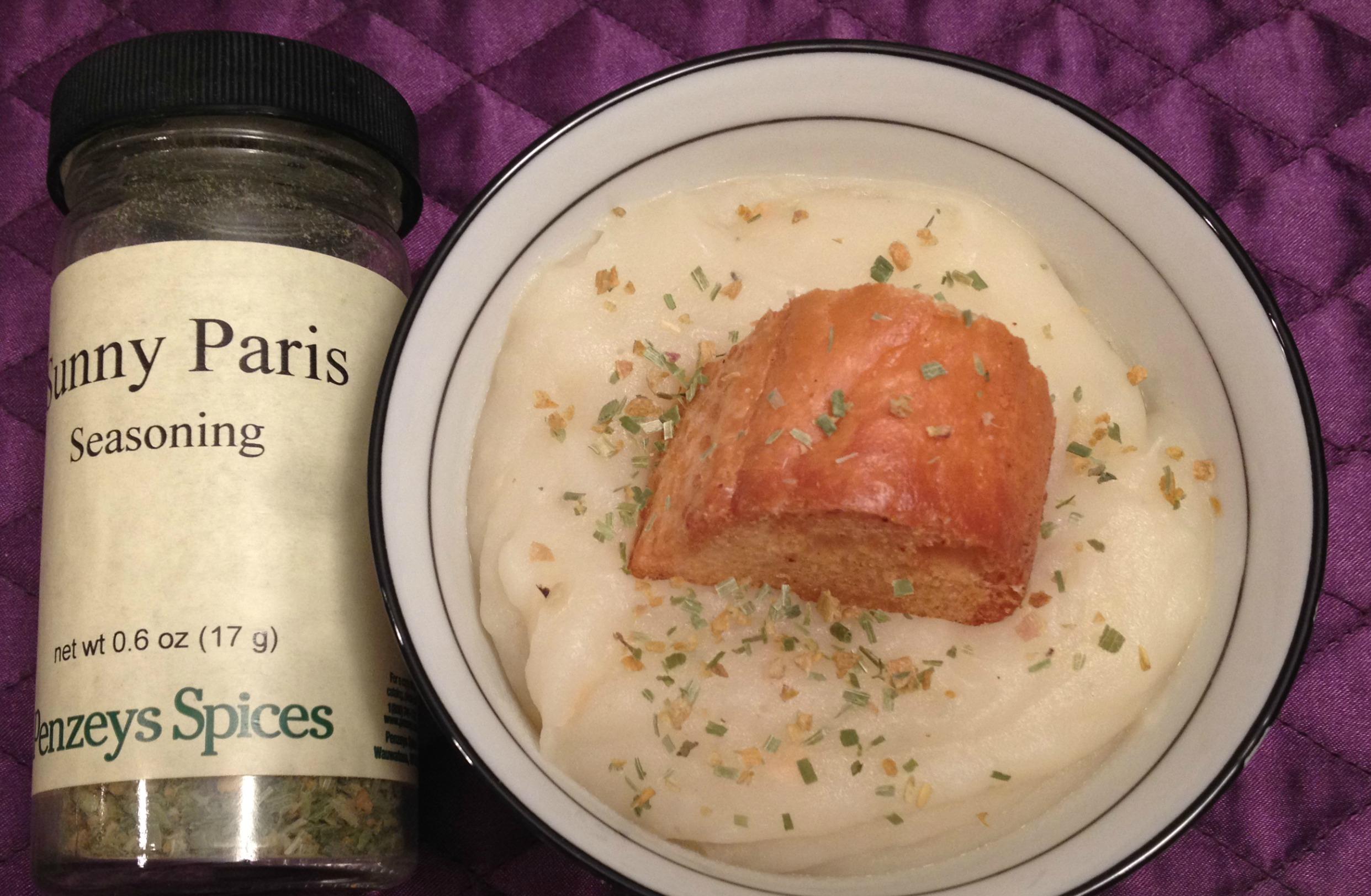 potato and scallion soup picm