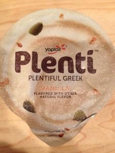 Inspiring Kitchen Yoplait Plenti Greek Yogurt