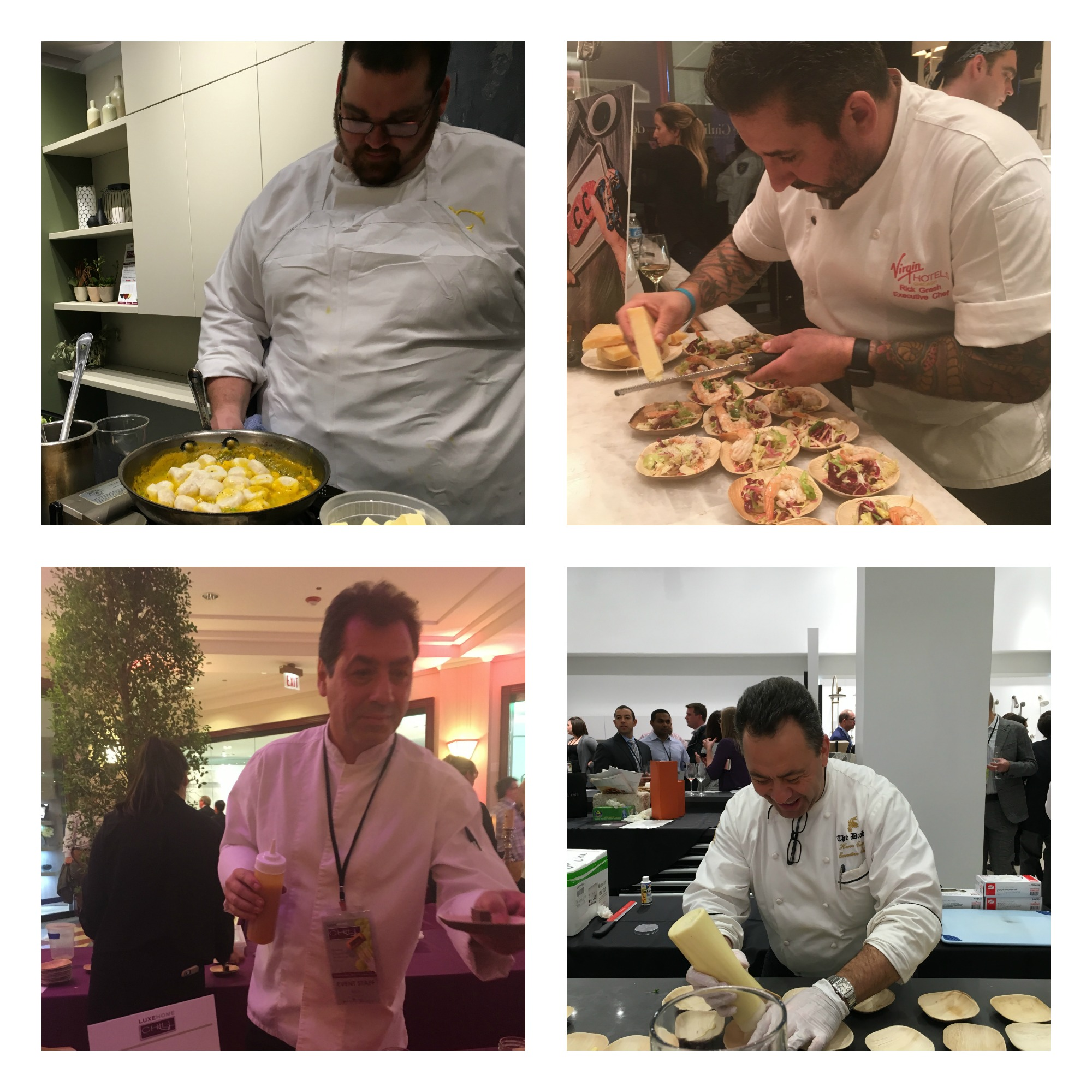 chefs luxehome chill picm