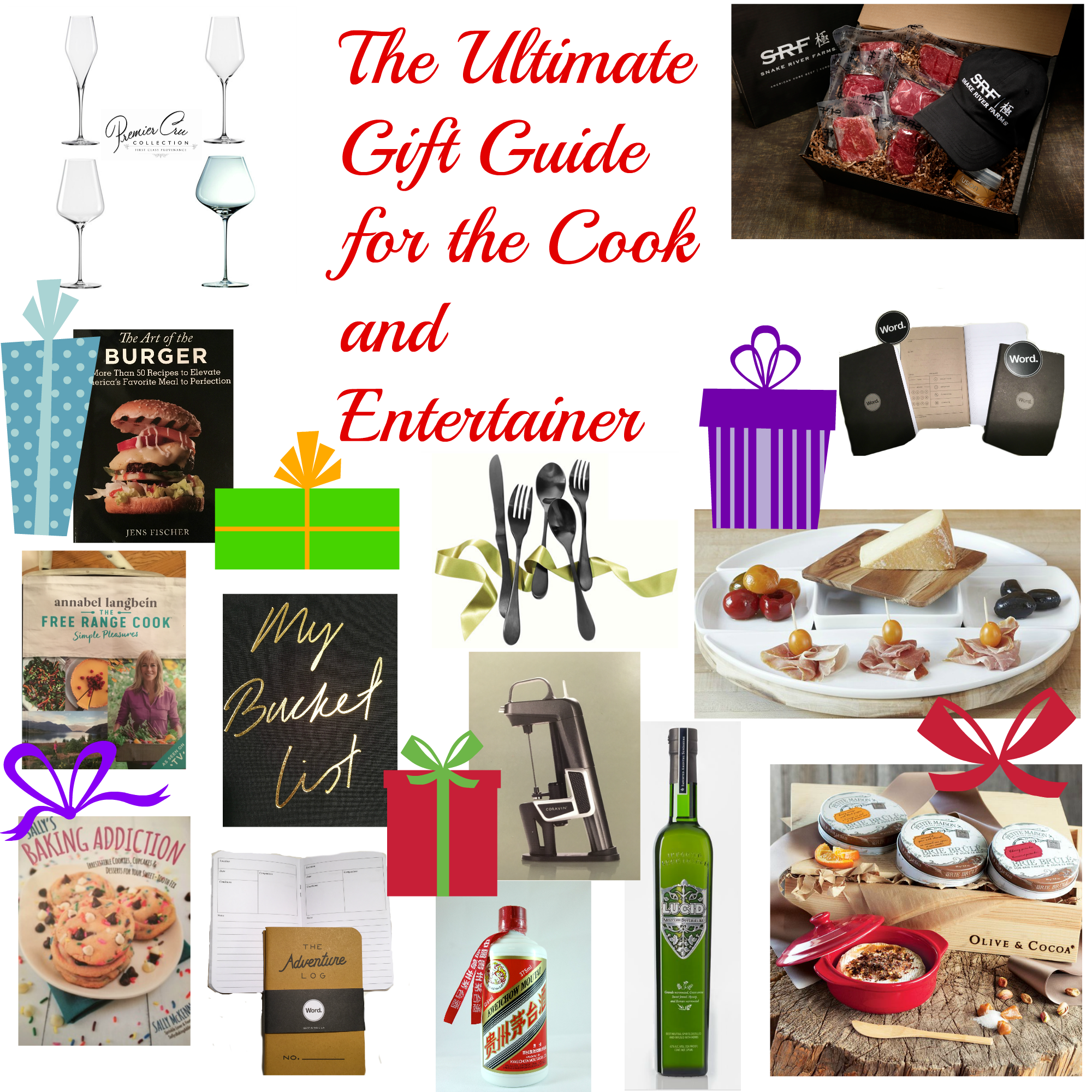 Inspiring Kitchen ultimate holiday gift guide for the cook