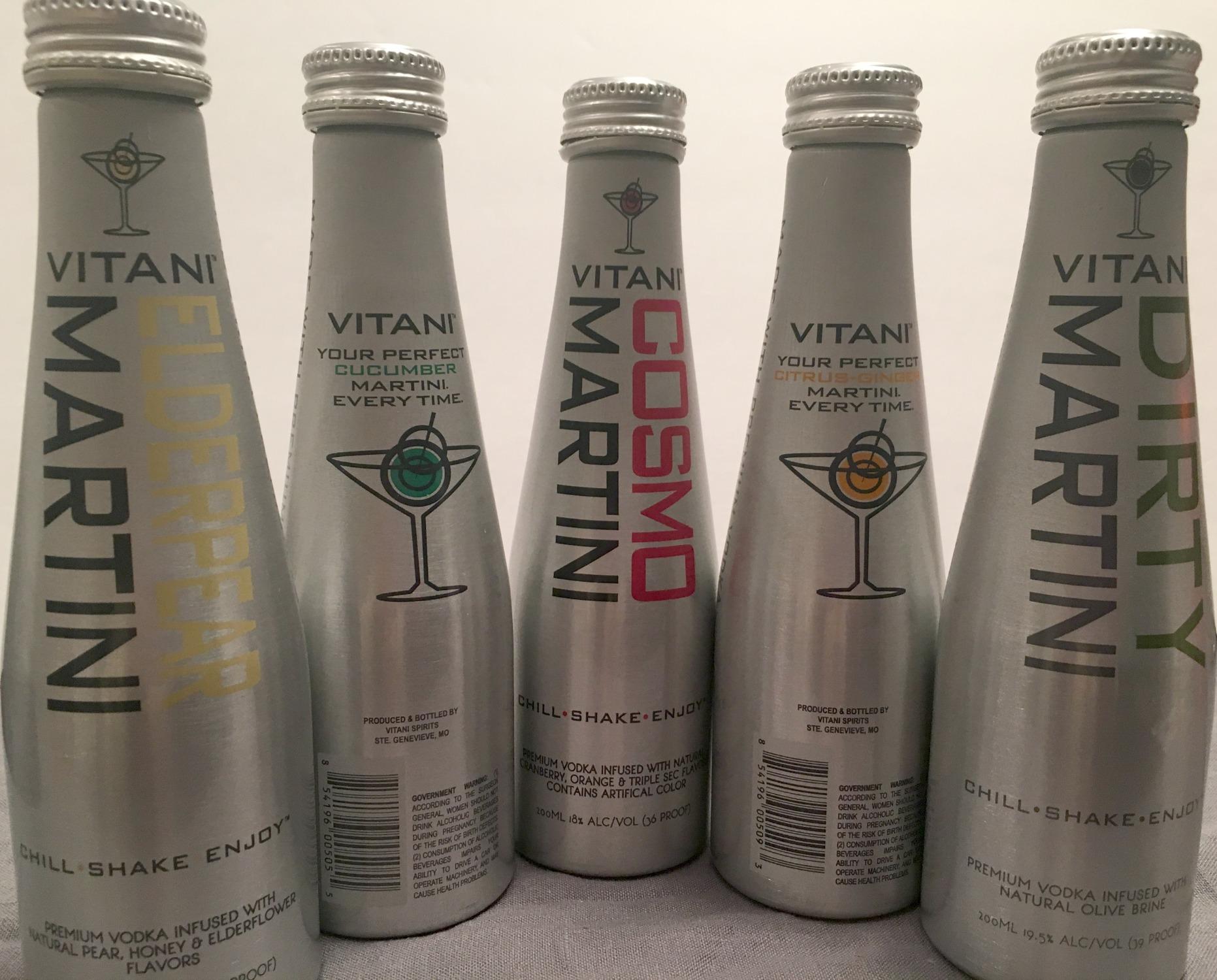 Inspiring Kitchen Vitani Martinis